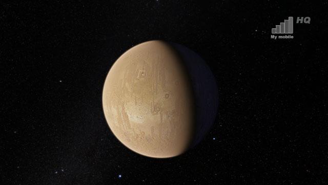 Google Maps kosmos planety dostępne