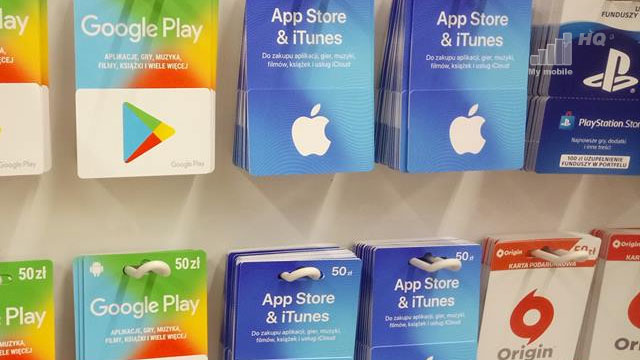 Karty Podarunkowe App Store Itunes Trafiaja Do Polski